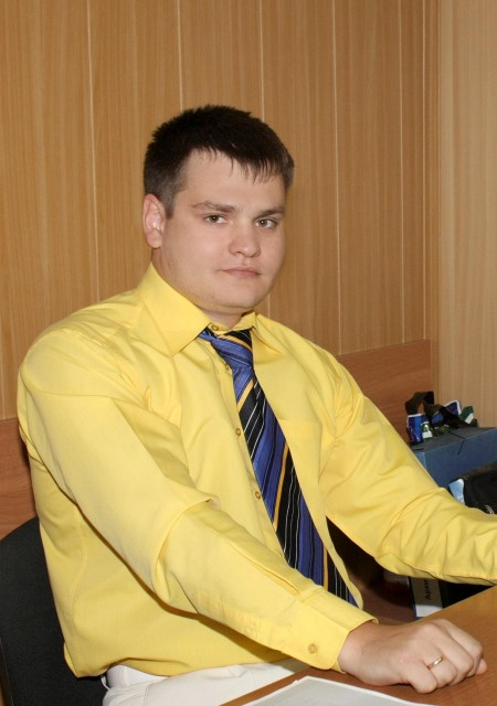 Василий Рычков